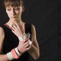 Strengthening the wrist.