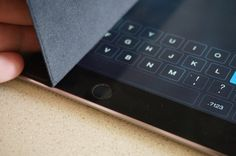 Dec 6 Opinion: Touch ID improves iPad security at cost of Smart Cover unlock convenience.  The auto-unlock feature of the iPad Smart Cover was once touted as a unique and convenient way of interacting with Apple's tablet, but it has now been hampered by the addition of Touch ID to the latest iPad models.
