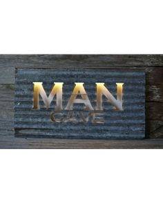 LED Illuminating Sign   Perfect to hang above the door to his mancave