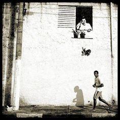 Street Art in The United States. FOTO: imágen compartida por Street Art in Valencia en el Facebook