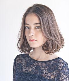 LILI SHINJI MIYOSHI BOB ヘアカタログ ヘアスタイル ボブ