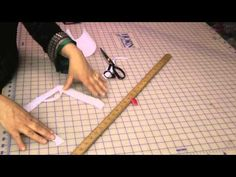 Cutting and Sewing Square Necklines - YouTube