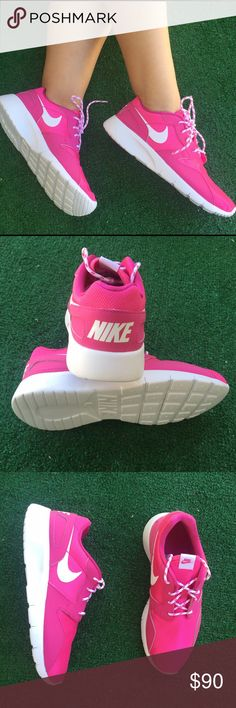 FINAL PRICE Women's Nike Kaishi (Roshe) •Size 7Y or 8 women 25cm •Size 6Y or 7 women 24cm •Brand New •Authentic •Box not included •Kaishi style similar to Roshe Nike Shoes Athletic Shoes