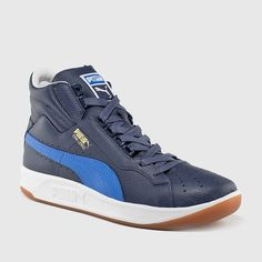 d24126b0ad3 Puma - Challenge Leather (Strong Blue) - New Arrivals Roller Skating