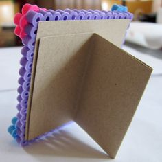 """Perler Bead """"BFF"""" Picture Frame Craft for Kids"""
