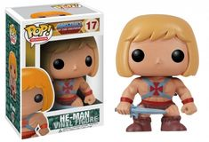 Funko Unveils 'Masters Of The Universe' Pop Vinyl Figures