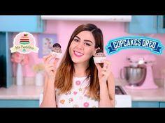 CUPCAKES DE OREO CREMOSOS Y FÁCILES | MIS PASTELITOS - YouTube