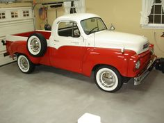 1957 #Studebaker #Pickup - This is just so cool! #Truck #Classic #Style #Design
