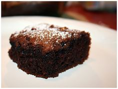 Chocolate Mochi Brownie