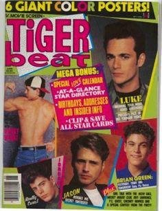 Yesteryear Magazine Covers (32 pics)