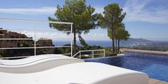 CasaHome real estate sells exclusive villas and dream houses in a prime location on . Selling Real Estate, Real Estate Investing, House Architecture Styles, Altea, Hotels, Alicante, Private Pool, Innovation Design, Outdoor Decor