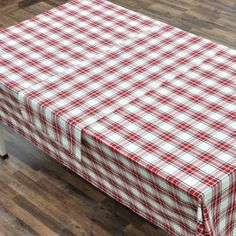 Scottish Plaid Table Cover #tablecovers #tablecoversonline