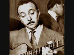 Hot Club of France - Ain't Misbehavin' (Columbia, Paris, 04-22-1937):  Stéphane Grappelli (violin); Django Reinhardt (solo guitar); Pierre Baro Ferret, Marcel Bianchi (guitar); Louis Vola (double-bassist).