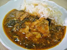 Iraqi marags (stews) are defined by the type of vegetable and meat in it, as well as by its color.