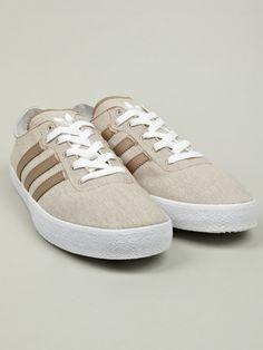Adidas Originals Men s Beige Adi-Ease Surf Sneakers  eb06db02340