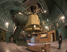 "90"" Bok Telescope, Kitt Peak, AZ, 2007 photo - Tom and Jennifer ..."