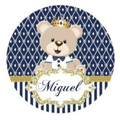 Baby Door Decorations, Baby Shower Oso, Bear Theme, Magic Box, Baby Shower Invitations, Mickey Mouse, Elephant, Teddy Bear, Kids