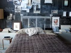500 Days of Summer - Bedroom of a guy who doesn't believe his girlfriend when she says she doesn't want to get too serious.