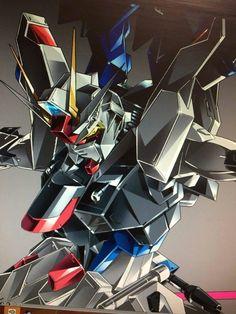 Sci Fi Anime, Mecha Anime, Anime Fantasy, Gundam Wing, Gundam Art, Robot Illustration, Gundam Build Fighters, Gundam Wallpapers, Gundam Mobile Suit