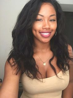 Find images and videos about pretty, bae and ❤ on We Heart It - the app to get lost in what you love. People With Dimples, Girls With Dimples, Pretty Black Girls, Beautiful Black Women, Beautiful People, Beautiful Eyes, Gorgeous Gorgeous, Absolutely Gorgeous, Pretty Woman