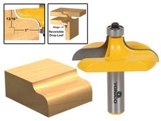 """Traditional Table Edge Router Bit - 1/2"""" Shank - Yonico 13145   eBay"""
