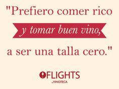 ¿Quién más se siente así? #Wine #Quote #Flights #WineLover
