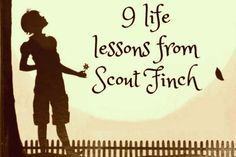 9 life lessons from Scout Finch: What the 'To Kill a Mockingbird' character taught us   http://AL.com