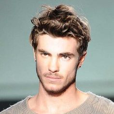 Los mejores cortes de cabello para hombre Invierno 2015 | Pelo Ondulado o Rizado