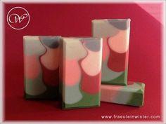 Tall & Skinny Shimmy - handmade soap