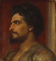 Learn more about Samson Lord Frederick Leighton - oil artwork, painted by one of the most celebrated masters in the history of art. Art Inuit, Frederick Leighton, Pre Raphaelite Paintings, Irish Painters, Pre Raphaelite Brotherhood, Rome Antique, John Everett Millais, Academic Art, Portraits