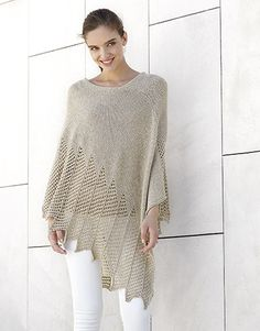 Book Woman Concept 3 Spring / Summer | 11: Woman Poncho | Beige