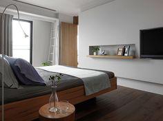Wedo thiết kế nội thất phòng ngủ đơn giản, sang trọng cho nhà hiện đại