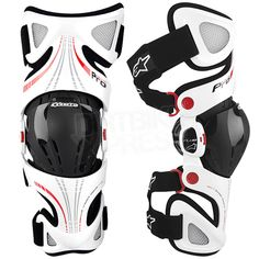 Alpinestars Fluid Pro Knee Braces - Pair