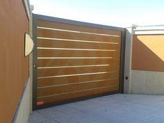 1000 images about portales y cancelas de aluminio on - Portales de madera ...