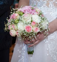 Rosa Rose, Floral Wreath, Wreaths, Decor, Bridal Bouquet Pink, Getting Married, Heart, Handarbeit, Flowers