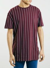 Check out Topman's range of men's t-shirts and vests. Choose from plain, printed, polo, striped and more to keep your style fresh this Spring/Summer. 1950s Inspired Fashion, Vertical Striped Shirt, Streetwear, T Shirt Vest, Aesthetic Clothes, Shirt Designs, Men Casual, Mens Tops, Shirts
