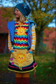"#fynory : ""Antonia"" & ""Viktoria"" von #farbenmix  #nähen , #naehen , #sewing , #embroidery"