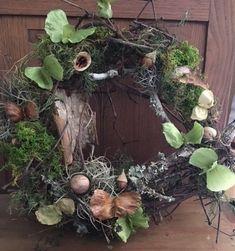 Woodland Harvest Collection, Woodland Table Scatter, Natural Botanical Materials for Crafting or Dec Mesh Wreaths, Holiday Wreaths, Farm Crafts, Diy Crafts, Woodland Decor, Rustic Gardens, Flower Arrangements, Harvest, Garland