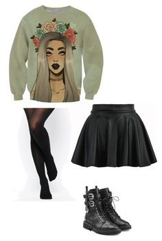 GRAPHIC by sandrine-sandy-ashimwe on Polyvore featuring ASOS and Giuseppe Zanotti