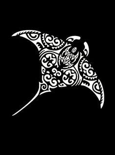 Symbole salamandre tatouage polynesien