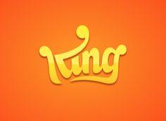 El rey de los videojuegos online, King, presenta su nuevo logotipo