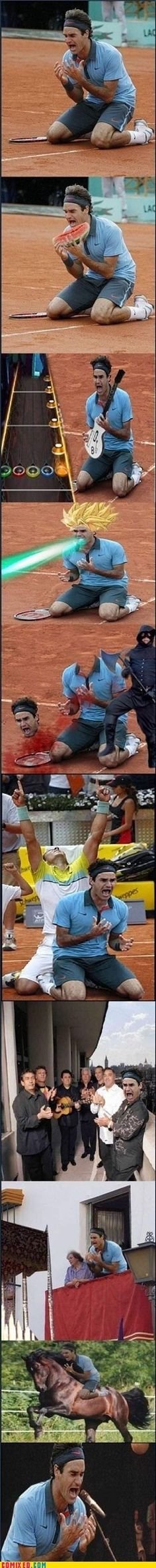 Why Roger? ...Why?