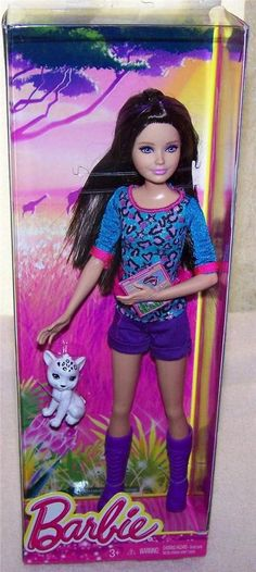 A Perfect Christmas Giftset Barbie Skipper Stacie Chelsea Puppy ...