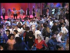 Bill Carroll: American Bandstand Rate-A-Record 1988