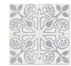 Brooklyn C14-24 encaustic tile from Mosaic House