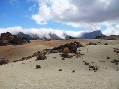 Einzigartige Landschaft im Teide Nationalpark. #park #teneriffa