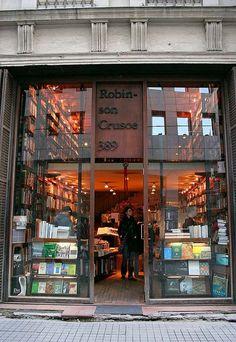 Robinson Crusoe Bookshop, Istanbul, Turkey