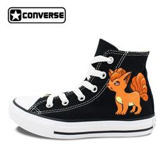 Black High Top Converse All Star Shoes Boys Girls Pokemon Go Vulpix Fox Design Custom Hand Painted Shoes Women Men Sneakers -  Cheap Product is Available. Here we will give you the best deals of finest and low cost which integrated super save shipping for Black High Top Converse All Star Shoes Boys Girls Pokemon Go Vulpix Fox Design Custom Hand Painted Shoes Women Men Sneakers or any product.  I hope you are very happy To be Get Black High Top Converse All Star Shoes Boys Girls Pokemon Go…