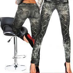 Legging Dentelle Fitness Leggings Frauen Stretch Dünne 2017 Hige Taille Spandex Gerade Dünne Frauen legging