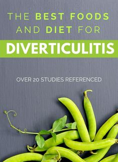 The Best Diet for Diverticulitis: Splitting Fact From Fiction With Over 20 Studies – Medi Idea